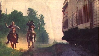 Trainrobbers